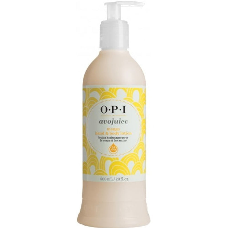 OPI Avojuice Lotion - Mango 600ml