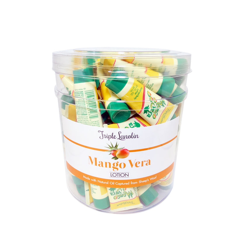 Mango Vera Lotion Pot (72pcs) 3/4oz