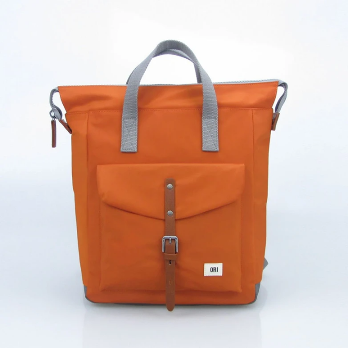 Ori London Bantry C Bag - Burnt Orange