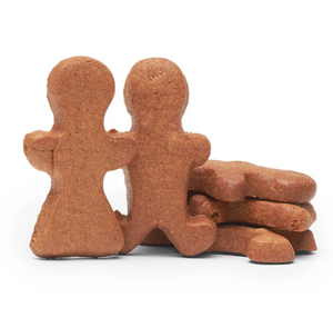 Biscuits: Grain & Gluten Free Gingerbread Dog Biscuits