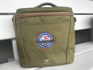"CR Custom Small ""Take Out"" Cooler - Cedar Green"
