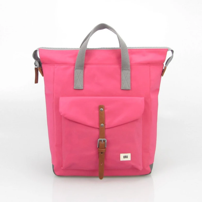 Ori London Bantry C Bag - Raspberry