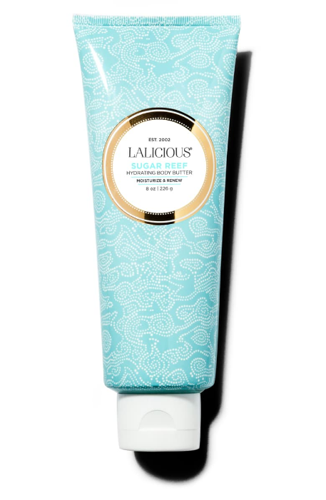 Lalicious Sugar Reef Body Butter - 8oz