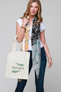CR Nature Canvas Bag