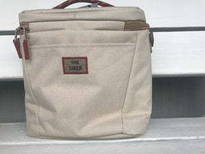"CR Custom Medium ""Sixer"" Cooler - Sand"