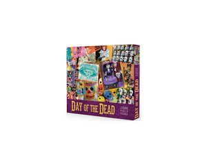 Day of the Dead Puzzle - 1000 Pieces