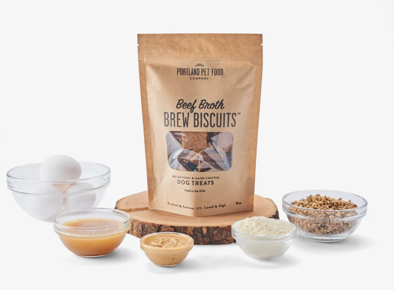Biscuits: Brew Biscuits With Beef Broth