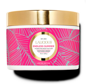 Lalicious Endless Summer Body Butter - 8oz