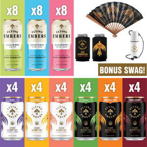 Flight Two Journey - 24pk Limited + 24pk Core + Swag