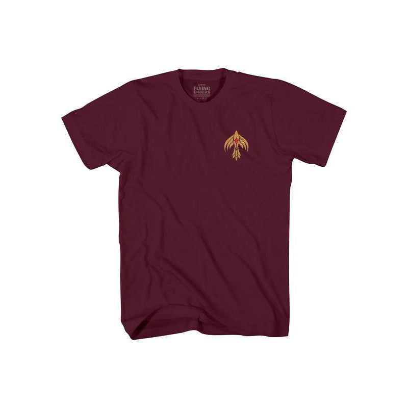Load image into Gallery viewer, T-SHIRT, MAROON