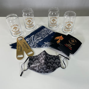 Embers Fan Gift Set