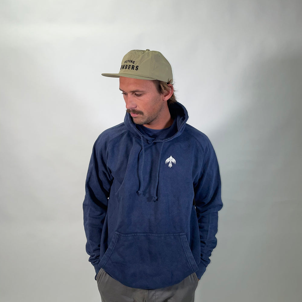 Load image into Gallery viewer, HOODIE, NAVY