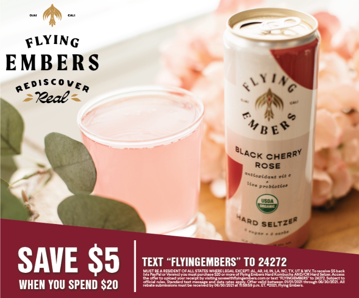 Q2 Seltzer Rebate Cling (25/bundle)