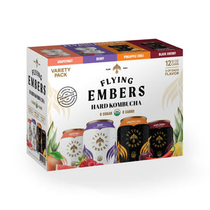 Load image into Gallery viewer, Hard Kombucha + LMNT Electrolytes Variety Pack