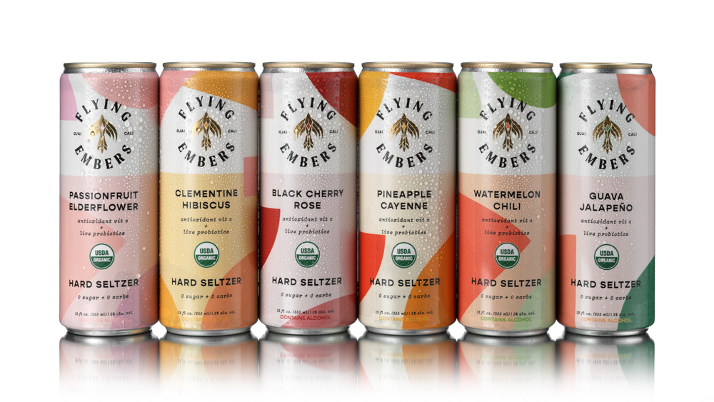 Load image into Gallery viewer, Hard Seltzer + LMNT Electrolytes Variety Pack