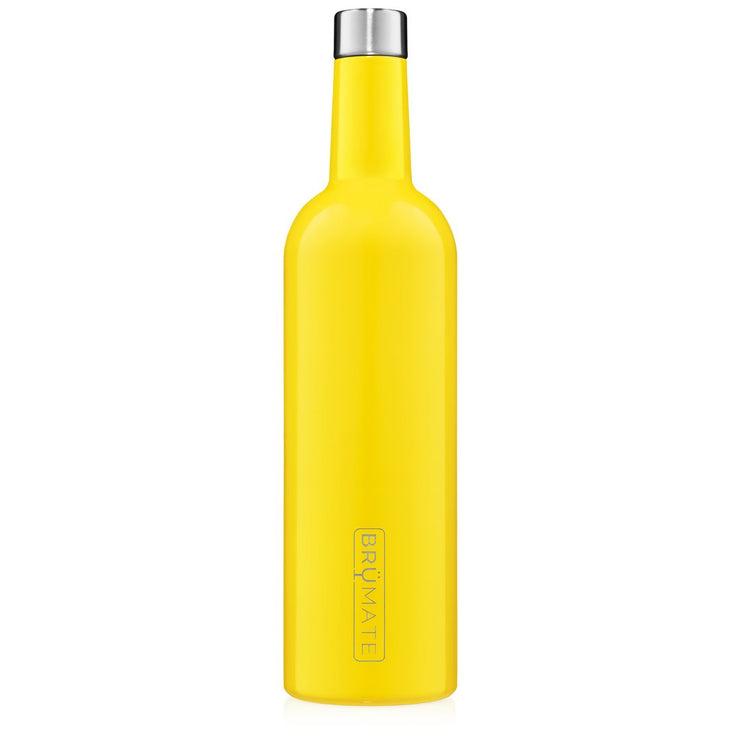 25oz Winesulator - Pineapple-Drinkware-Brumate-So & Sew Boutique