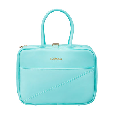 Baldwin Boxer Lunch Box -Turquoise-Bags-Corkcicle-So & Sew Boutique