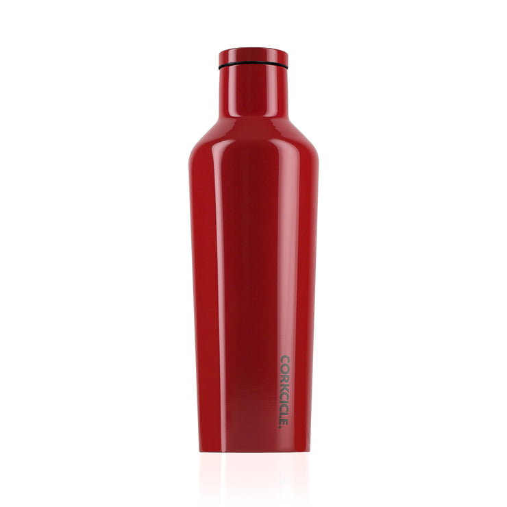 Canteen - Cherry Bomb-Drinkware-Corkcicle-16 oz-So & Sew Boutique