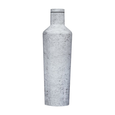Canteen - Concrete-Drinkware-Corkcicle-25 oz-So & Sew Boutique