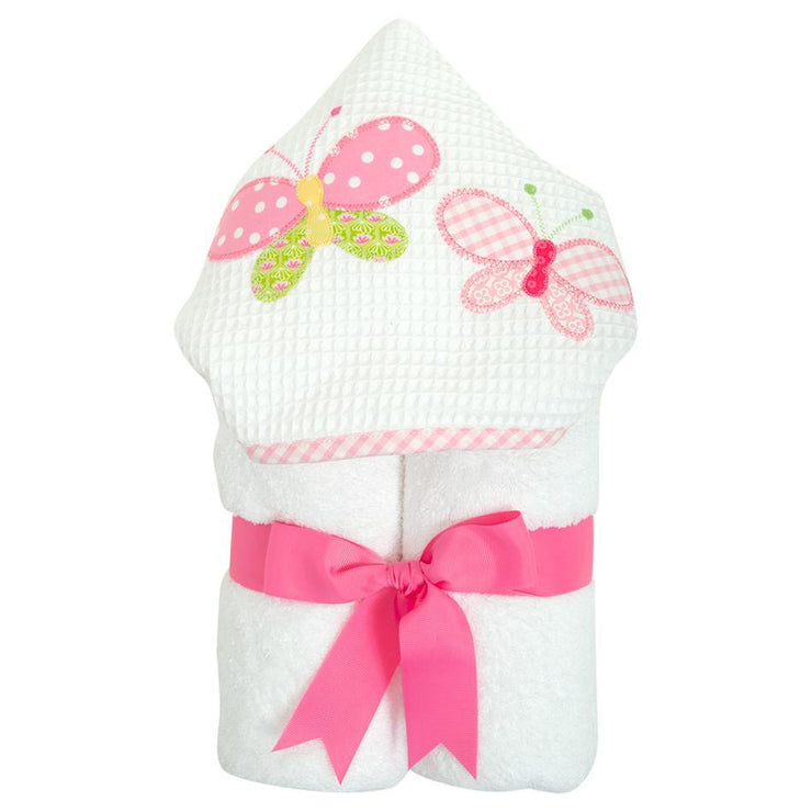 Everykid Towel - Butterfly-Baby-3Marthas-So & Sew Boutique