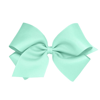 Giant Grosgrain Bow - Crystalline-Accessories-WeeOnes-So & Sew Boutique