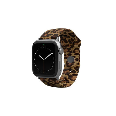 Groove Watch Band - Leopard-Jewelry-Groove Life-So & Sew Boutique