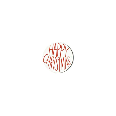 Happy Christmas Attachment-Housewares-Coton Colors-So & Sew Boutique