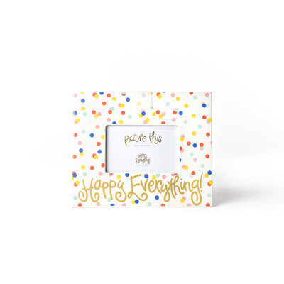 Happy Dot Happy Everything! Mini Frame-Housewares-Coton Colors-So & Sew Boutique