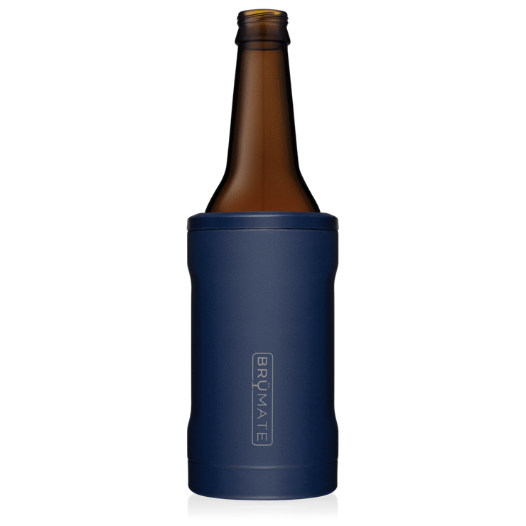 Hopsulator Bott'l - Matte Navy-Drinkware-Brumate-So & Sew Boutique