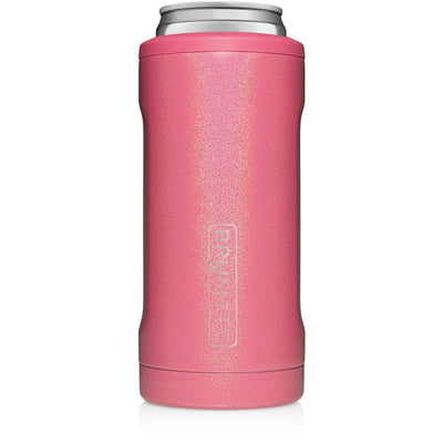 Hopsulator Slim - Glitter Pink-Drinkware-Brumate-So & Sew Boutique