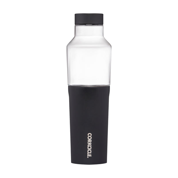 Hybrid Canteen - Matte Black-Drinkware-Corkcicle-20 oz-So & Sew Boutique