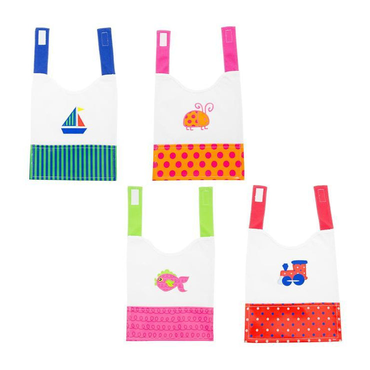 Icon Pocket Bib-Baby-MSC-So & Sew Boutique