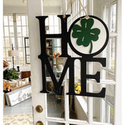 Interchangeable Home Sign-Home Decor-Greens Mill-Black-So & Sew Boutique