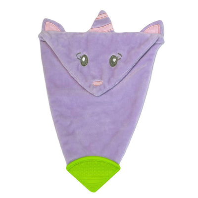 Kitty Corn Teether-Baby-GooseWaddle-So & Sew Boutique