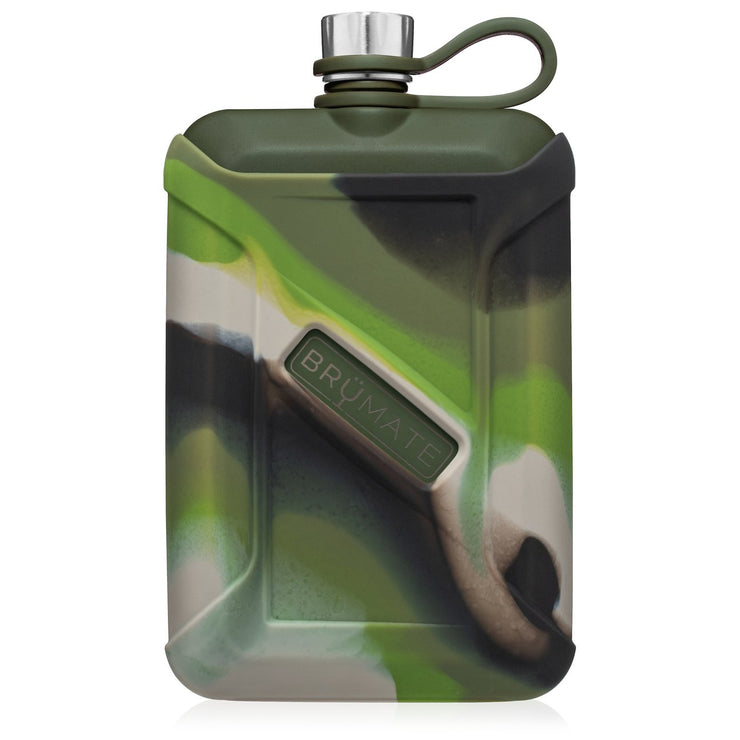 Liquor Canteen - Camo Swirl-Drinkware-Brumate-So & Sew Boutique