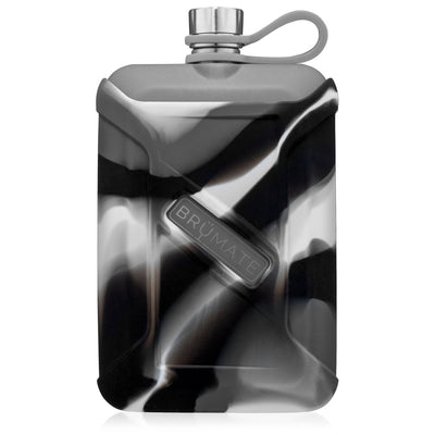 Liquor Canteen - Grey Camo Swirl-Drinkware-Brumate-So & Sew Boutique