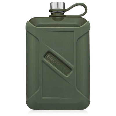 Liquor Canteen - OD Green-Drinkware-Brumate-So & Sew Boutique