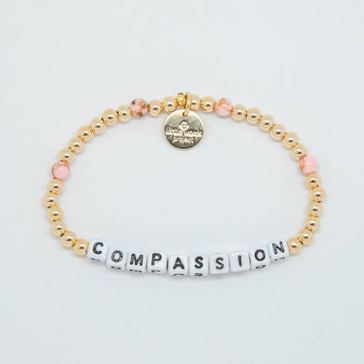 LWP Gold Fill Compassion Bracelet-Jewelry-Little Words Project-So & Sew Boutique