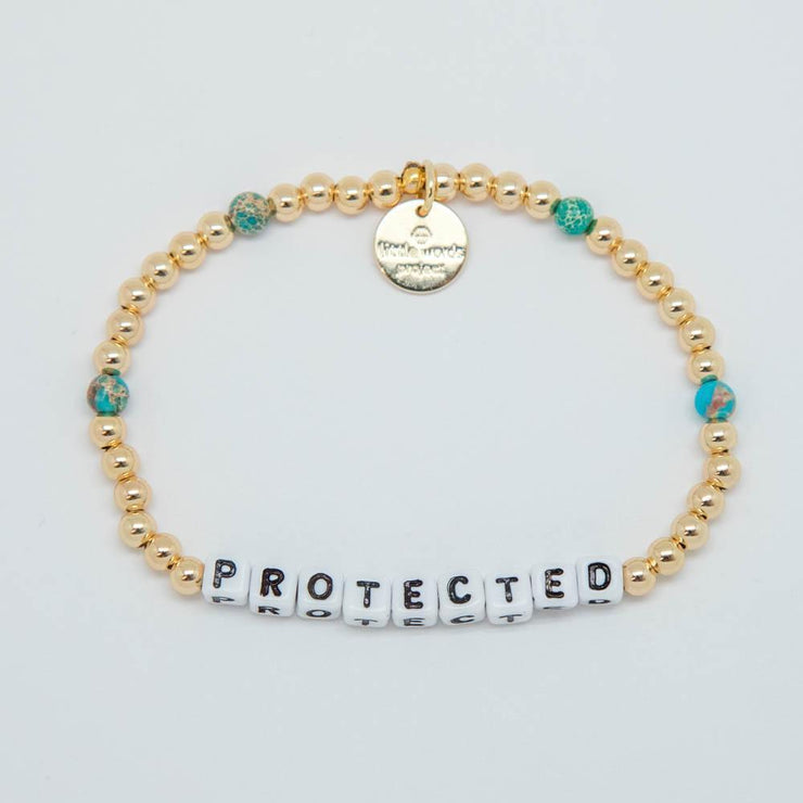 LWP Gold Fill Protected Bracelet-Jewelry-Little Words Project-So & Sew Boutique