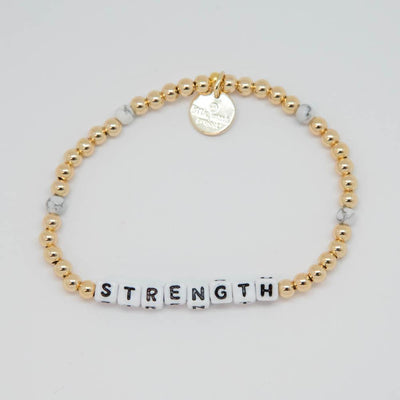LWP Gold Fill Strength Bracelet-Jewelry-Little Words Project-So & Sew Boutique