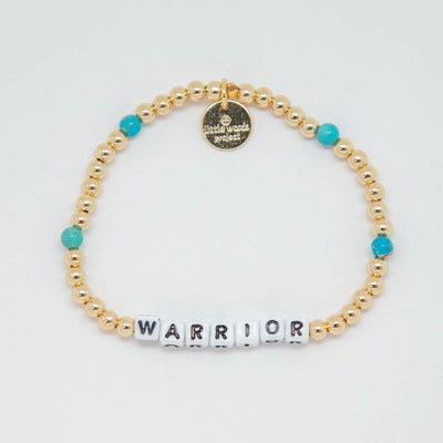 LWP Gold Fill Warrior Bracelet-Jewelry-Little Words Project-So & Sew Boutique