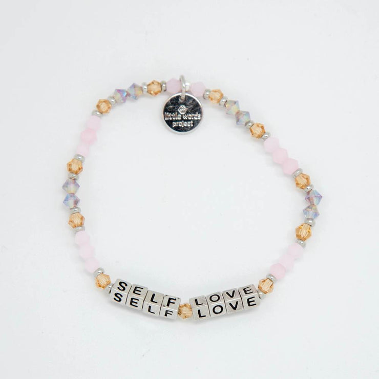 LWP Self Love Bracelet - Enchantment-Jewelry-Little Words Project-Silver-So & Sew Boutique