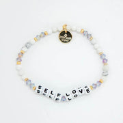 LWP Self Love Bracelet - Cream Puff-Jewelry-Little Words Project-White-So & Sew Boutique