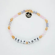 LWP Self Love Bracelet-Accessories-Little Words Project-White-Enchantment-So & Sew Boutique