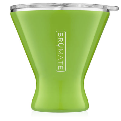 Margtini Tumbler - Electric Green-Drinkware-Brumate-So & Sew Boutique