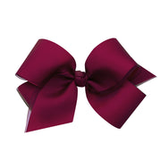 Organza Overlay Bow - New Azalea-Accessories-WeeOnes-So & Sew Boutique
