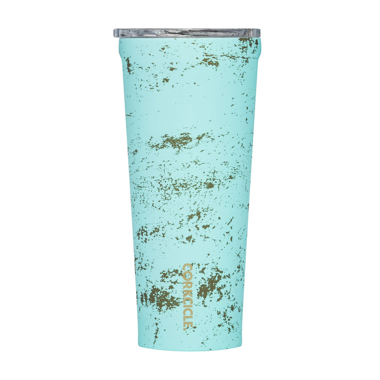 Tumbler - Bali Blue-Drinkware-Corkcicle-24 oz-So & Sew Boutique