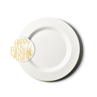 White Small Dot Big Entertaining Round Platter-Housewares-Coton Colors-So & Sew Boutique