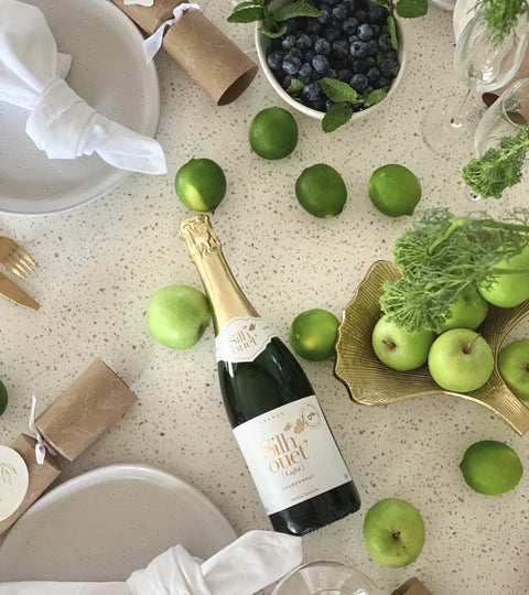Best non alcoholic sparkling wines to drink this festive season