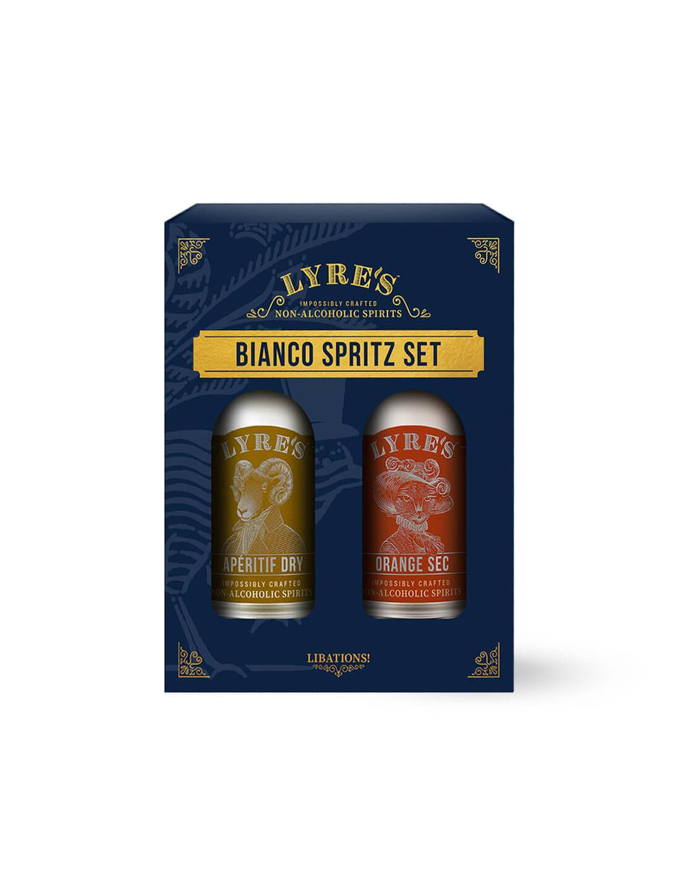 Lyre's Bianco Spritz 200mL Set (Twin Bundle)